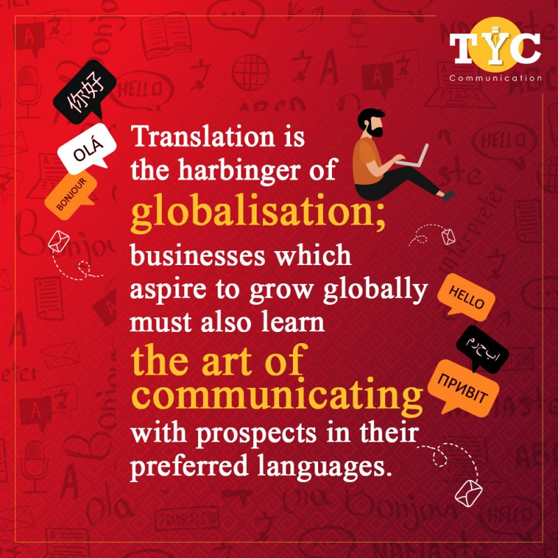Here are some of the digital marketing translation services that are needed for your firm