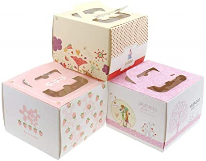 Make your every special thing more special with cake boxes