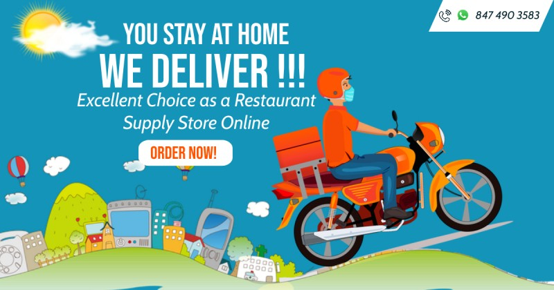 How UrfoodSupply is an Excellent Choice as a Restaurant Supply Store Online?