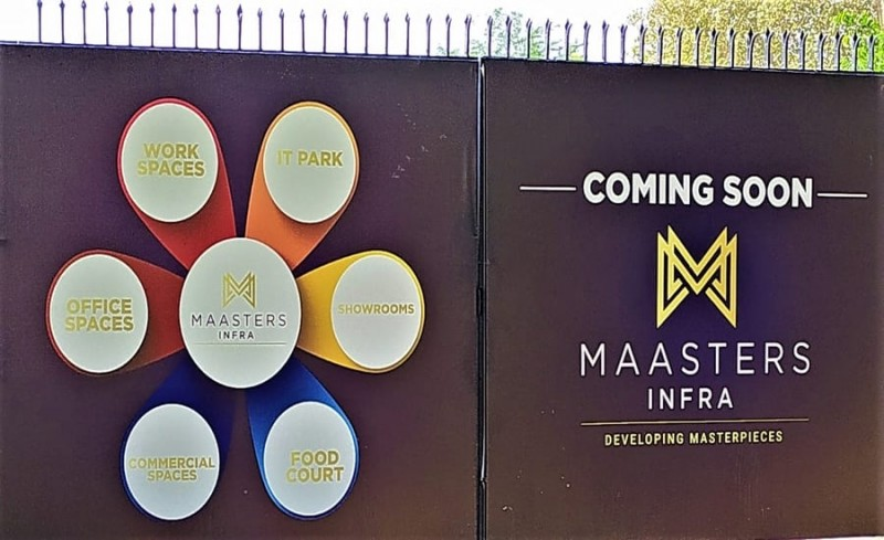 Maasters Infra - Top Real Estate Builders in Noida Sec - 62 || Commercial Property For Sale in Noida