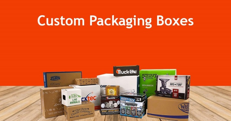 Make Packaging Boxes More Attractive